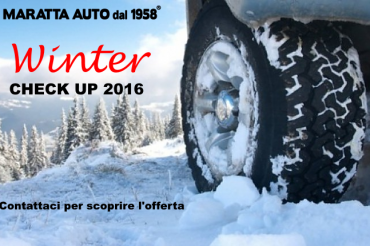 Winter Check Up 2016