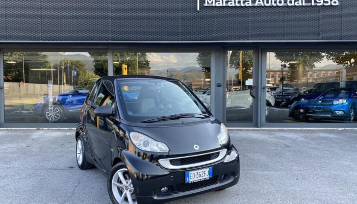 SMART fortwo MHD Pulse 71cv **Maniacale**